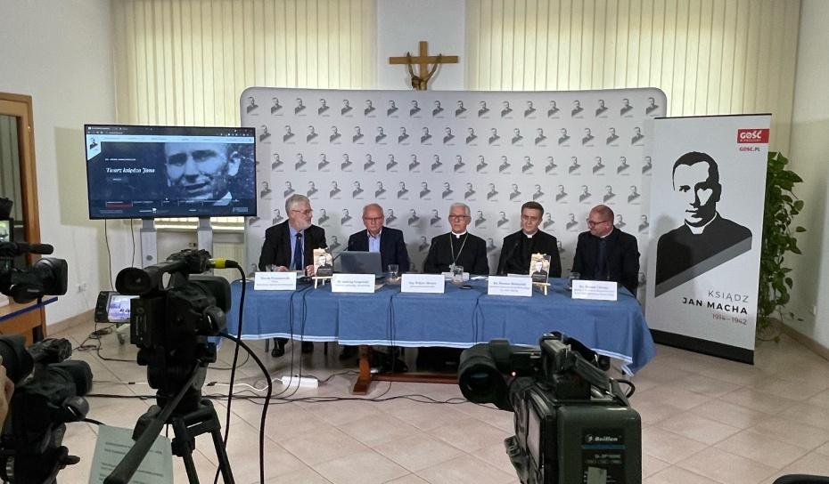 Konferencja przed beatyfikacją